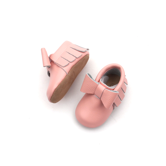 Leather Baby Shoes For Girls