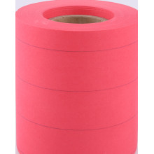 Red Air Filter Paper
