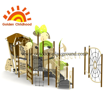 Natural Multiplay Facility For Children