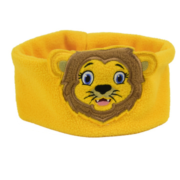 Leading for Kids Headband Headphones Comfortable Stereo Wired Sleeping Headphones Kids Lion supply to Serbia Supplier