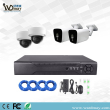 Customized for NVR Security System 4CH Security 2MP Starlight Poe Camera System export to South Korea Suppliers
