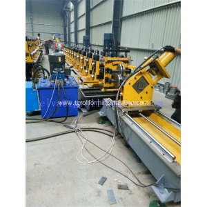 U Omega Profile Cold Roll Forming Machinery