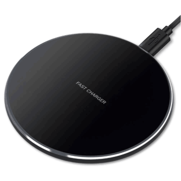 7.5W 10W 15W QI Fast wireless charger