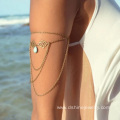 Wholesale Jewelry For Women Chain Tassel Upper Arm Bracelet