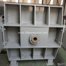 Cast Iron Filter Press machine for Pharmacy