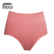 China Top 10 for Ladies Seamless Underwear Wholesale Tummy Control High Waist Women Seamless Underwear export to Armenia Supplier