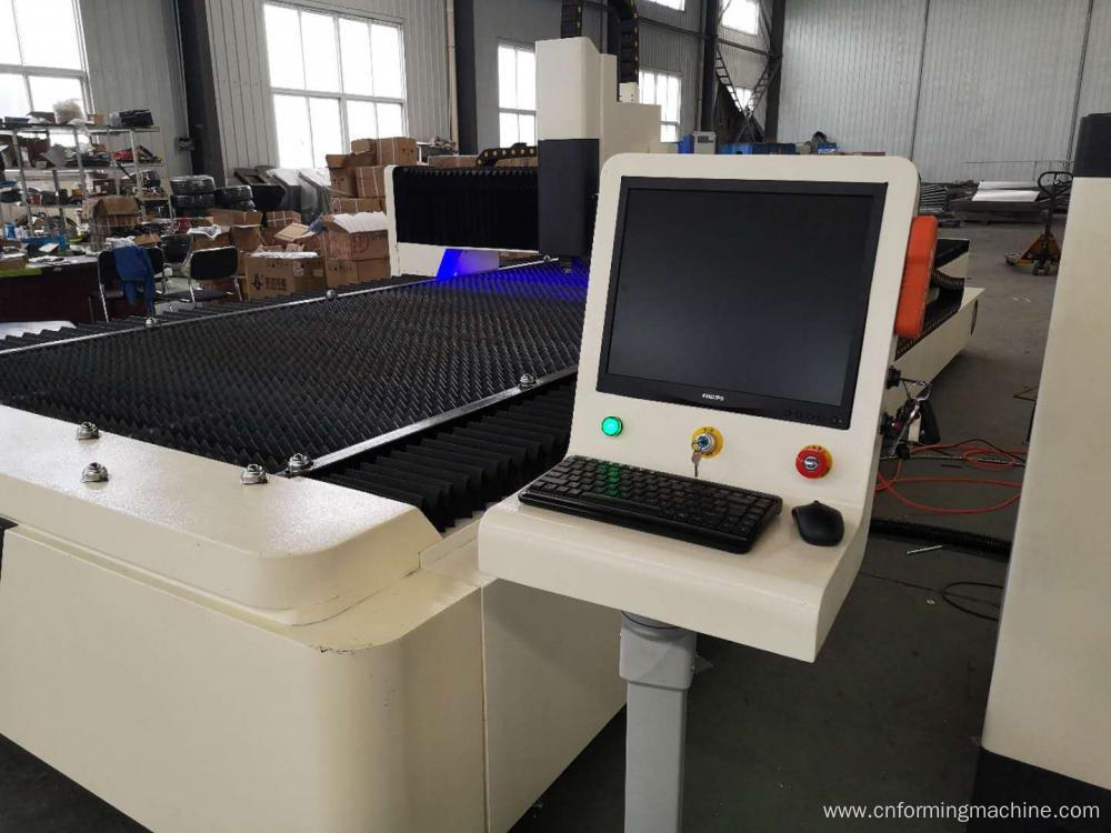 Stainless Steel CNC Cutting Machine