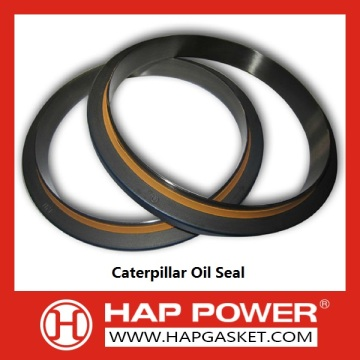 OEM manufacturer custom for Silicone Rubber Oil Seal Cat Oil Seal 3306 engine 4W0452 supply to Tonga Factories
