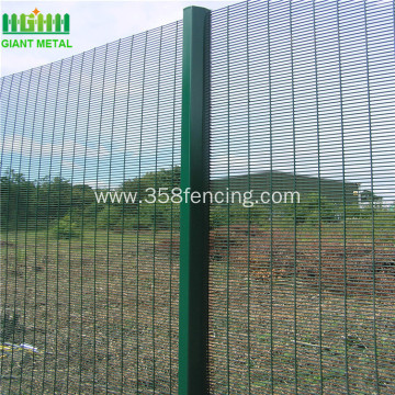 Welded Security 358 Mesh Fence Anti-climb Fence
