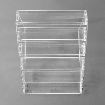 Custom cigarette clear acrylic display holder stand