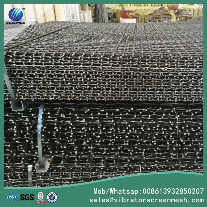 Sand Gravel Mesh For Quarry Vibrating Screen 2