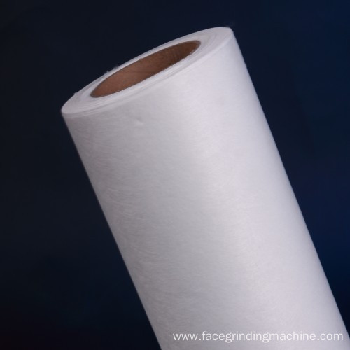 Filtering paper for insulting oil and liquid
