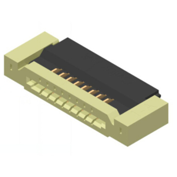 0.5mm FPC Back-flip SMT H=2.6mm Connector