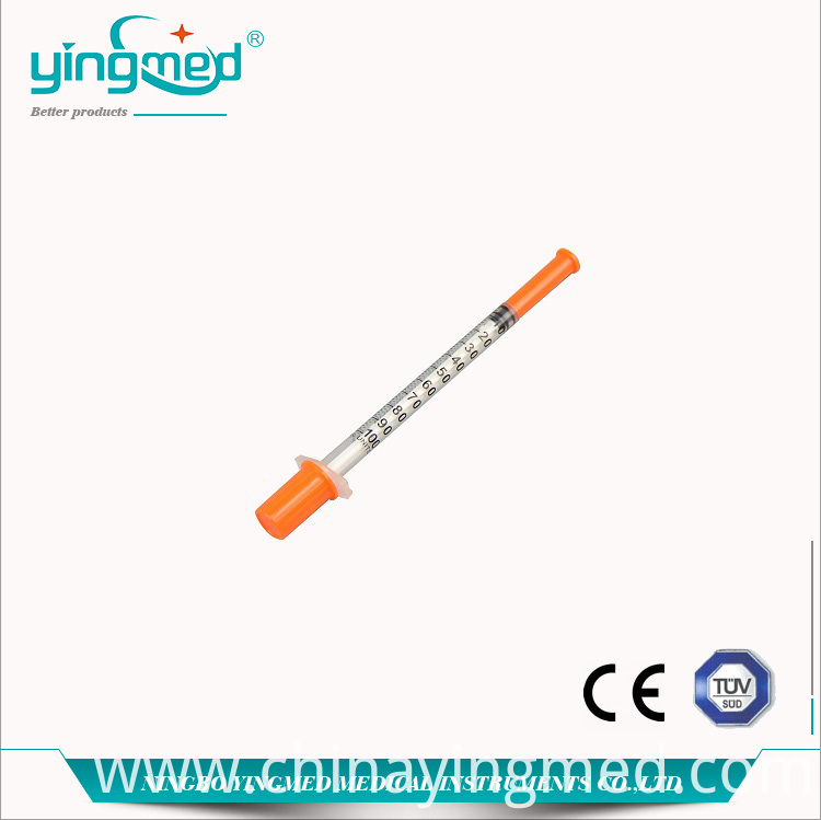 Insulin syringe (4)