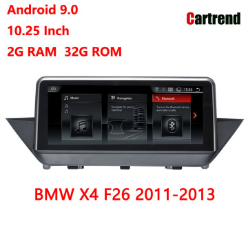BMW X4 F26 Navigation Touch Screen