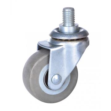 2inch TPE wheel swivel caster with brake