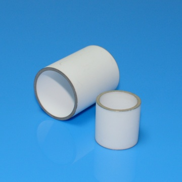 I-95% i-Alumina Metallized Ceramic Insulation Tube