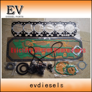 NISSAN full complete gasket kit PD6 PD6T PD6-T