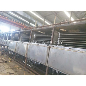 Vegetable Dehydration Multi-Layer Mesh Belt Dryer