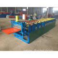 Russian style wall siding panel roll forming machine