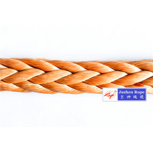 Best Quality for UHMWPE Mooring Rope 12-strand  UHMWPE  Braided  Rope export to Sierra Leone Importers