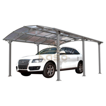Open Design SingleSlope Parking Shed One Car Carport