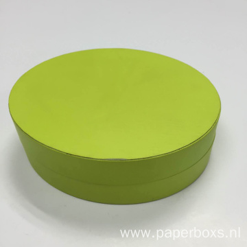 Top Luxury Brand Round Paper Hat Gift Box
