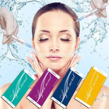 Best quality Low price for Anti-Wrinkle Filler Dermal Filler Hyaluronic Acid Beauty Filler supply to Benin Exporter