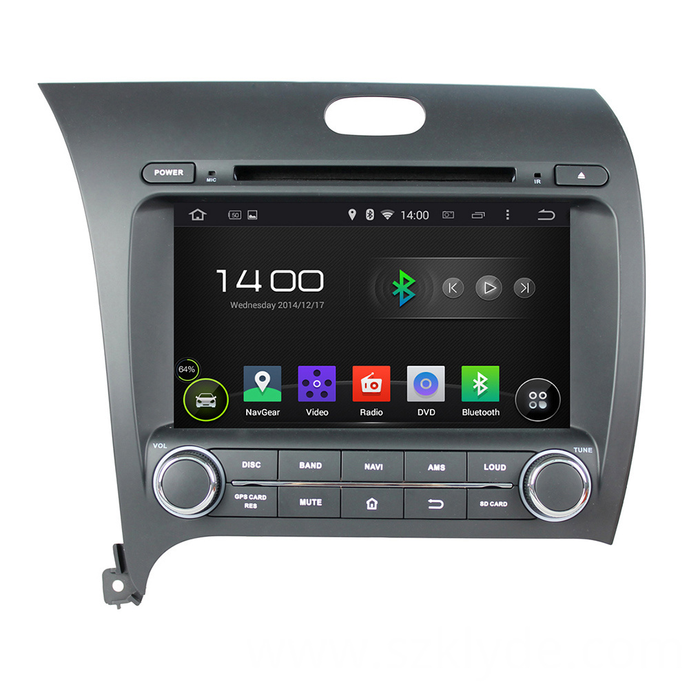 KIA K3 CAR DVD GPS