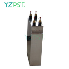 0.75KV Electric heating power film Capacitor Manufacturer