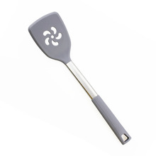 Nonstick Hollow Silicone Slotted Spatula