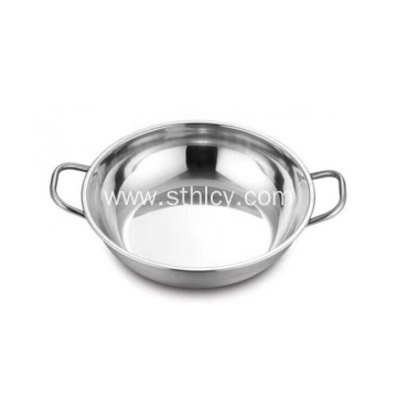 Stainless Steel Hot Pot Stew Pot