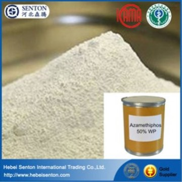 OEM China High quality for Industrial Grade Pesticide Intermediate An Organophosphorus Pesticide Azamethiphos supply to Portugal Supplier