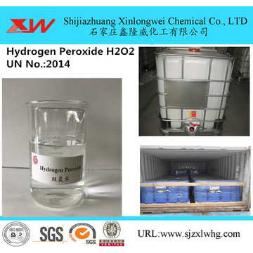 Hydrogen Peroxide 35 Percent Solution