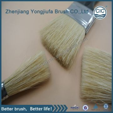 pure boar bristle paint brush