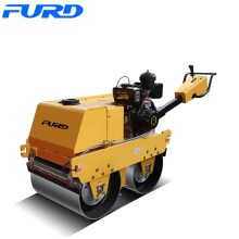 Best Quality for Manual Roller Compactor 550kg Diesel Walk Behind Roller Compactor supply to Sao Tome and Principe Factories