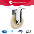 Plate Fixed PP Stainless Steel Caster