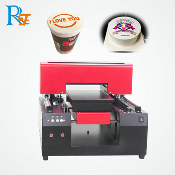 cake coffee sleeve printer