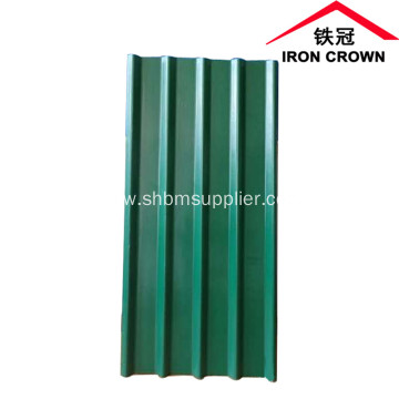 Anti-UV Fire-proof No-asbestos Insulating MgO Roofing Sheets