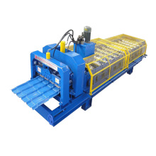 Color Steel Bamboo Glazed Tile Roll Forming Machine