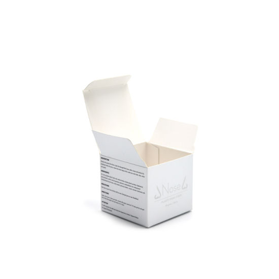 Custom Luxury Tuck Top Cosmetic Packaging Paper Box