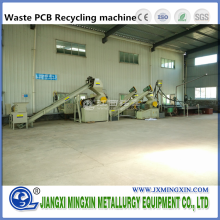 PCB Recycling Production Line with Wet Process