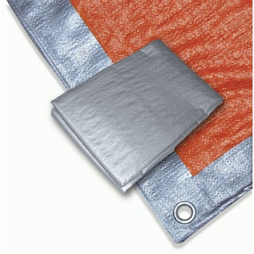 Green Fire Resistant Tarpaulin Low Price