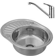 Popular Deep Stainless SteelLaundry Sinks