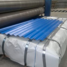 Factory Price for Prepainted Galvanized Steel Sheet Galvanized Color Corrugated Steel Sheets Roofing Sheet supply to France Manufacturer