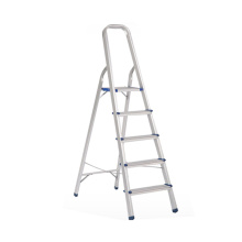 Lightweight aluminum step high quality ladder