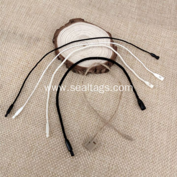 Top quality strong strength waxing cord hang tags