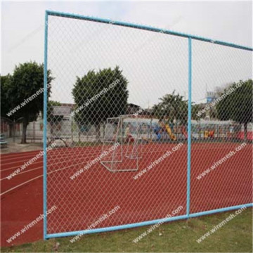 Aluminum coated steel diamond wire mesh