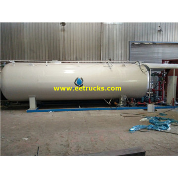 40cbm Bulk LPG Skid Mounted Filling Stations