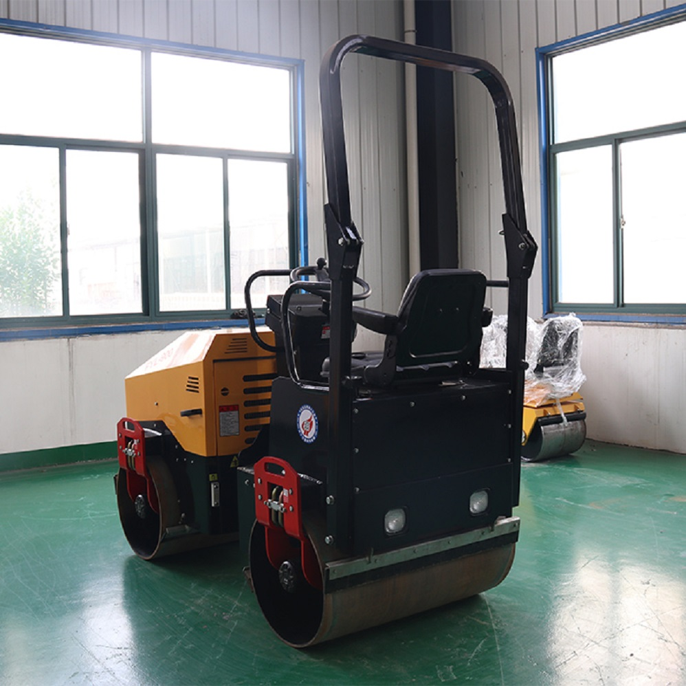 2 Ton Hydraulic Road Roller Compactor